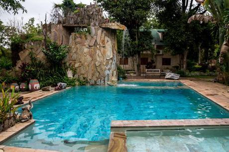 Piscina - Khao Yai Garden Lodge