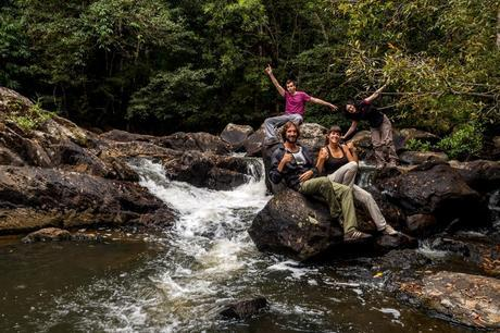 Equipo!! Khao Yai National Park