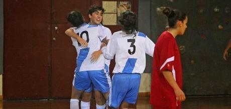 SUB 21 FEMENINO F-SALA  EN OURENSE: Galicia-8 Madrid-0  (Resumen de prensa)