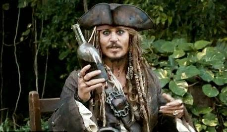 A JOHNNY DEPP le toca descansar