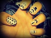 Nail Art: Gentlemen Nails