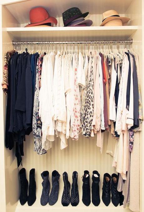 C mo ordenar tu armario paperblog - Como ordenar tu armario ...