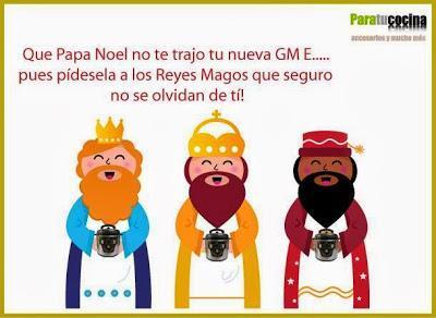 Roscón de Reyes en olla programable GM E