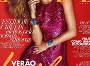 Barbara Palvin brilla para portada Elle Brasil
