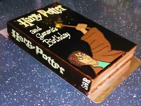 Harry Potter and Gerard's Birthday