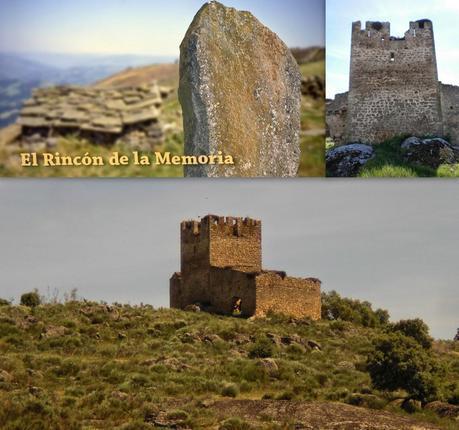 Colaboraciones de Extremadura, caminos de cultura: el Castillo de la Torrecilla de Lagartera, de Cáceres, en el Rincón de la Memoria de Canal Extremadura Radio