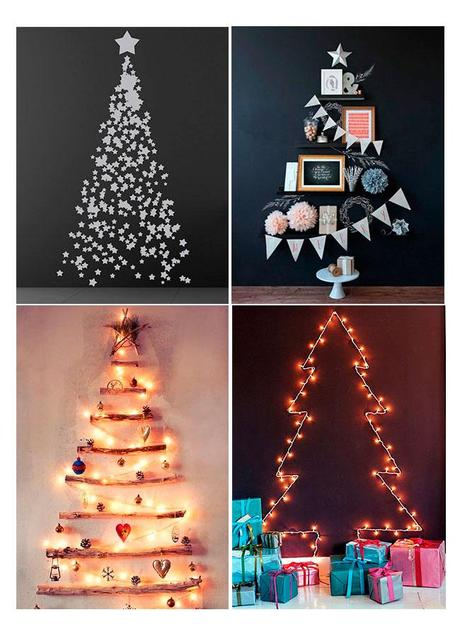Rboles de navidad para espacios peque os paperblog for Arboles para espacios pequenos