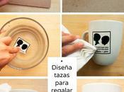 Personaliza tazas propios diseños