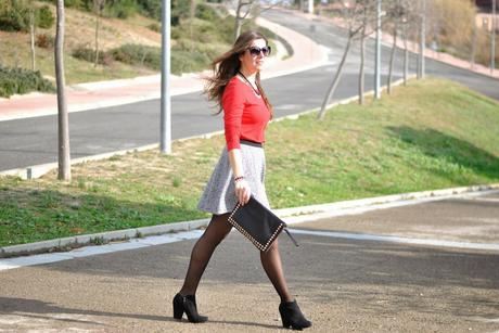 Mis looks... Lady in Red