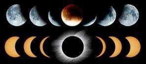 primera lunas rojas. Visión védica