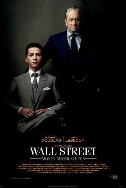 "Cartel y trailer de ""Wall Street 2: Money Never Sleeps"""