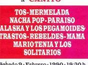 años 'Movida Madrileña'