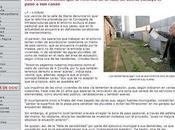 vecinos critican reforma Iberia excluya paso casas