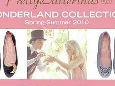 Pretty Ballerinas...Wonderland Collection Summer 2010