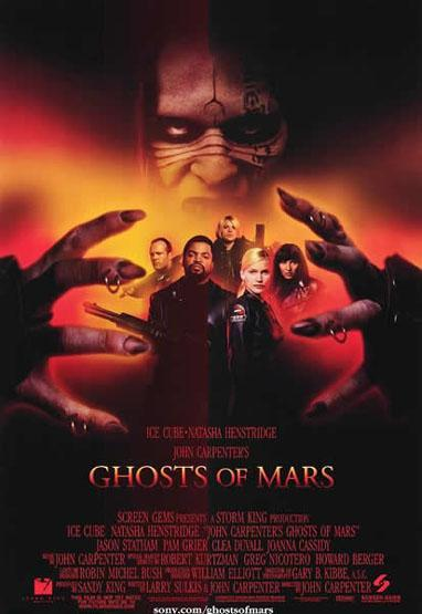 """John Carpenter es muchísimo más que """"Un fantasma de Marte"""". -Primera Parte-"""