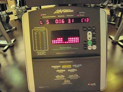 Domingo. 14 de febrero de 2010 - Elíptica Fit Stride 95 x -  Challenge One/Two Second Week