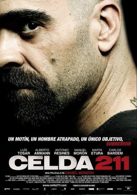 Celda 211 online y en español | Ganadora de los Goyas 2010.