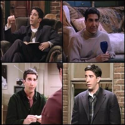 Evolución: Friends, 1ª temporada