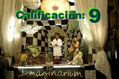 Crítica: The imaginarium of Doctor Parnassus