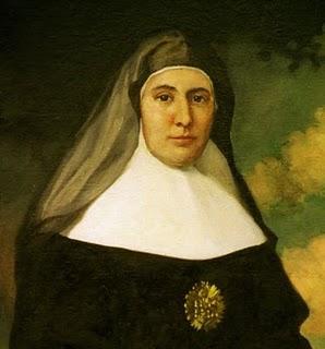 Cándida María de Jesús, fundadora de las Hijas de Jesús, SANTA