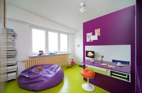 Apartamento de 21m2 super aprovechado