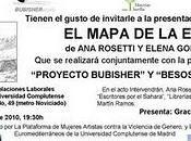 "Presentacion conjunta campaña ""besos huella"" libro mapa espera"" rossetti."