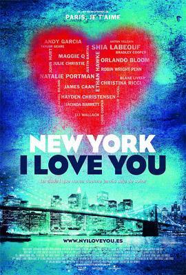 New york,I love you