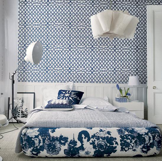 10 maneras de decorar el cabecero de la cama paperblog - Camas sin cabecero ...