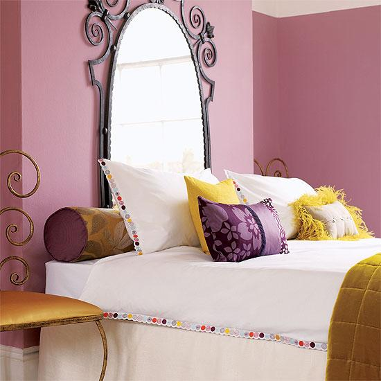 10 maneras de decorar el cabecero de la cama Paperblog