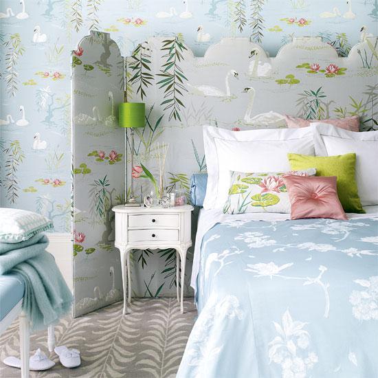 10 maneras de decorar el cabecero de la cama paperblog for Decorar cabecero cama