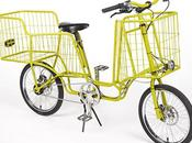 Camioncyclette bicicleta carga