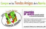 """""""Tienda amiga"""", la campaña solidaria con los parados y los comercios de cercanía"""