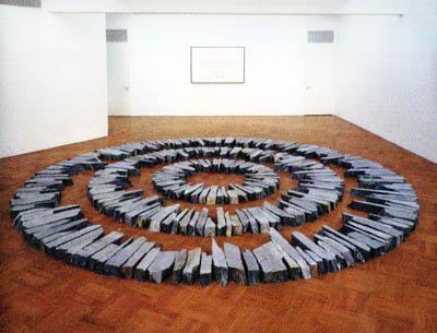 Obras Arte Povera Arte Povera Posminimalismo y