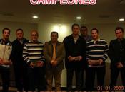 C.A. Enroque Cehegin, campeon 1500 Copa Federacion 2009