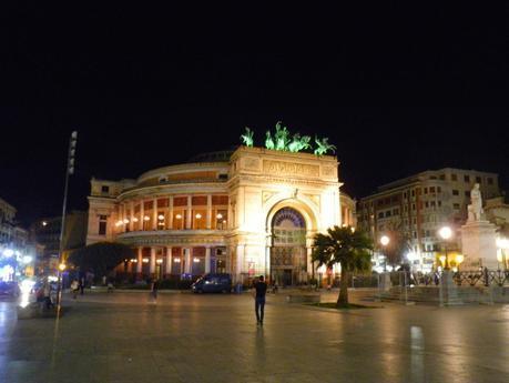 Palermo nocturno