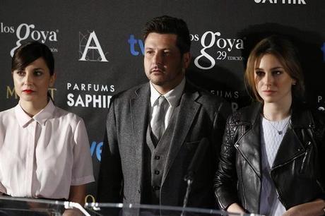 Nominaciones a los Goya 2015