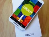 Analizamos Motorola Moto 2014 Lollipop