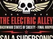 Crónica concierto electric alley sala supersonic