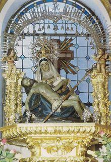 Historia de Santa Olalla