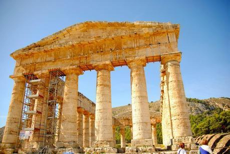 Calatafimi. Ruinas de Segesta