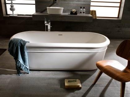 El baño: Un espacio donde relajarnos y evadirnos.