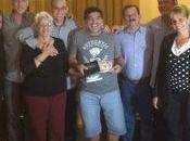 Presentadores Zurda reunieron Cinco Fidel Castro