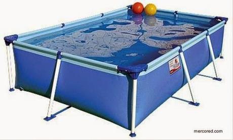 Diferentes tipos de piscinas residenciales paperblog for Lona interior piscina desmontable