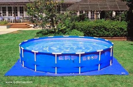 Diferentes tipos de piscinas residenciales paperblog for Piscinas hinchables grandes precios