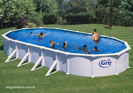 Diferentes tipos de piscinas residenciales paperblog for Piscinas de plastico con depuradora