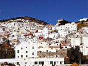 Tetuán, ciudad andalusí Marruecos