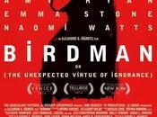 Proyección: Birdman inesperada virtud ignorancia)