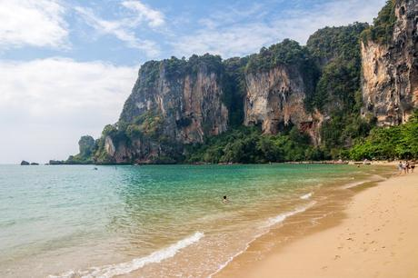 Playa de Ton Sai, Railay