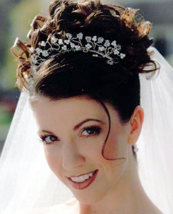 Como hacer un peinado para novia a la moda paperblog - Como hacer peinado para boda ...