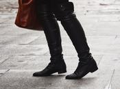 Street style inspiration; boots
